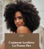 Comment Accélérer La Pousse Des Cheveux.