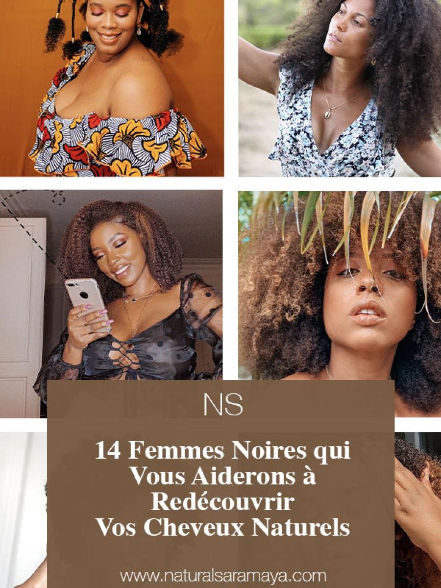 14 Femmes Noires qui Vous Aiderons à Redécouvrir Vos Cheveux Naturels