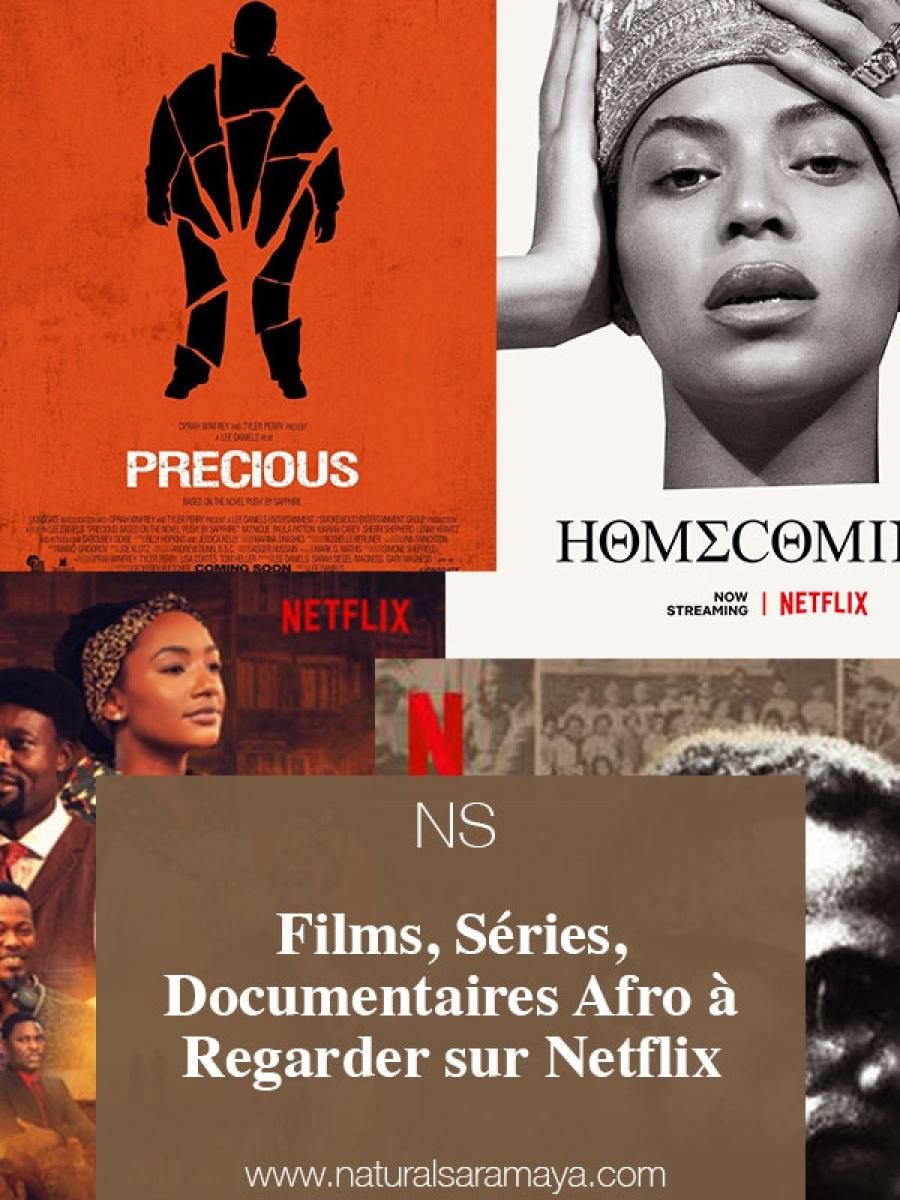 Films, Séries, Documentaires Afro à Regarder sur Netflix